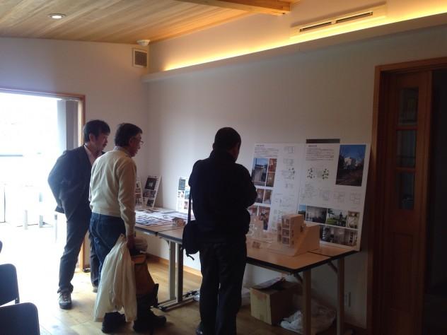 第3回感共建築ラボセミナー展示風景写真2